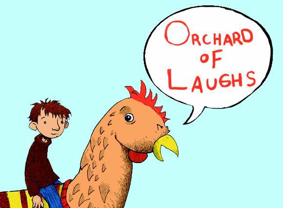 orchardlaffs